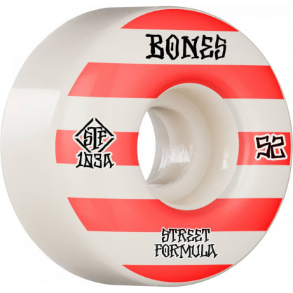 Bones Street Tech Formula 52mm 103A V4 Wide Wheels