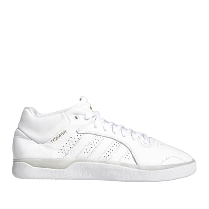 adidas Skateboarding Tyshawn Jones Shoes - FTWR White / FTWR White / FTWR White
