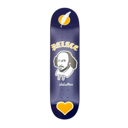 """Palace Skateboards As You Like It Navy S23 Skateboard Deck - 8.1"""""""