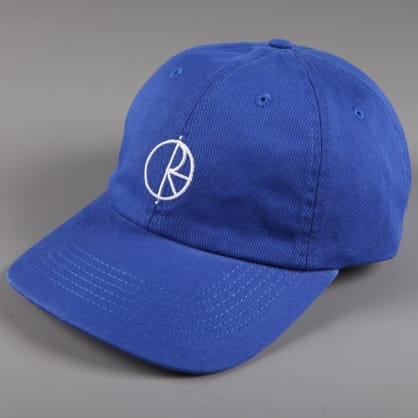 Polar 'Stroke Logo' 6 Panel Cap (Royal Blue)