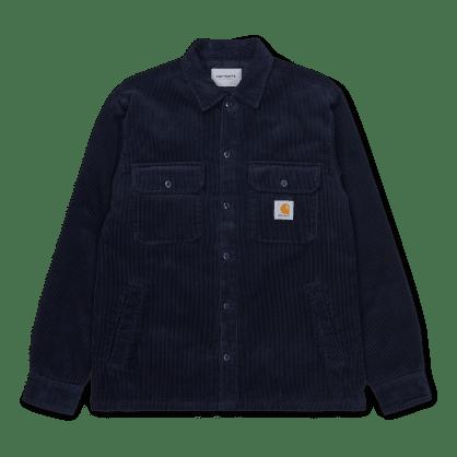 Carhartt WIP Whitsome Shirt Jacket - Dark Navy
