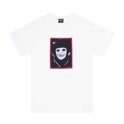 Hockey No Face T-Shirt - White