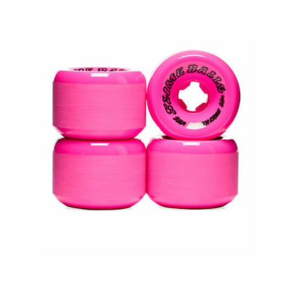 Slime Balls Scudwads Vomits Neon Pink 95a 60mm