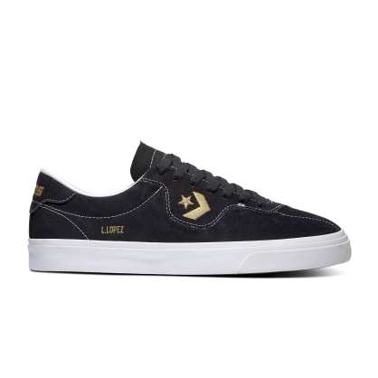 Converse Louie Lopez Pro Ox Black - Gold - White