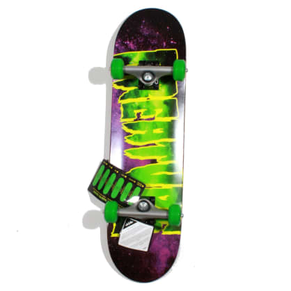 Copy of Creature Universe Complete Skateboard - 7.75""