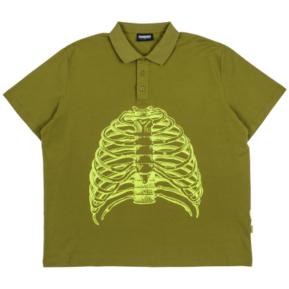 Pleasures - Ribs Polo Shirt