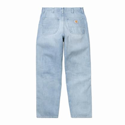 Carhartt WIP Simple Pant Denim Light Used Wash