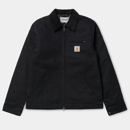 Carhartt WIP - Detroit jacket black rigid