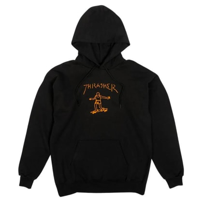 Thrasher - Gonz Hooded Sweat