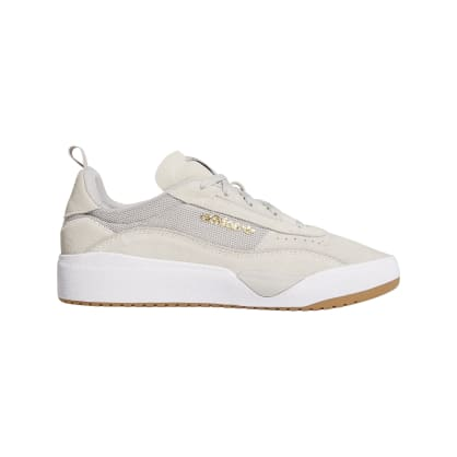 adidas Liberty Cup Skateboarding Shoe - FTWR White/Gum 4/Gold Metallic