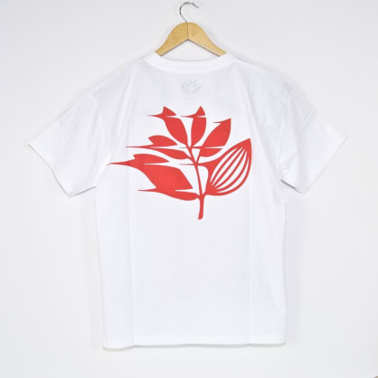 Magenta Skateboards - Fastplant T-Shirt - White