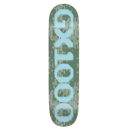 GX1000 OG Rain Camo One Skateboard Deck - 8""