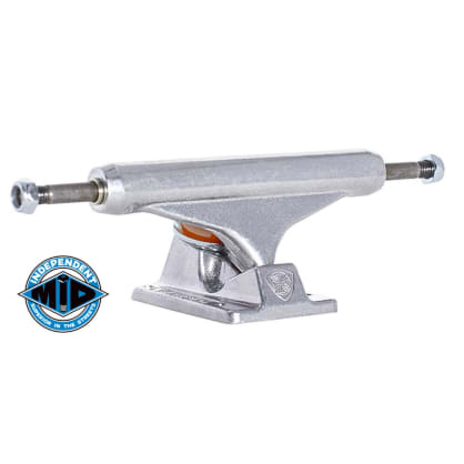 Independent Trucks - (Single) Indy 139 Stage 11 Mid Skateboard Truck - Raw