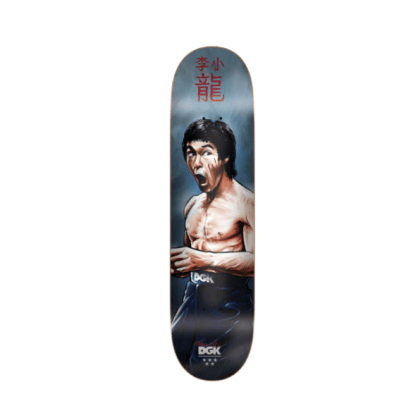 Bruce Lee Focused | 8.25""