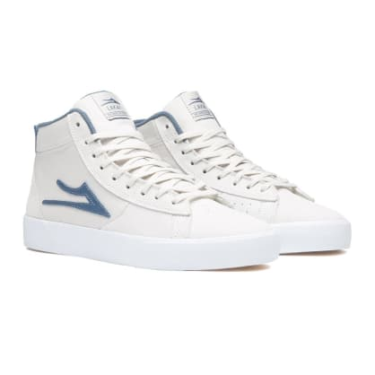 Lakai NEWPORT HI - white/blue
