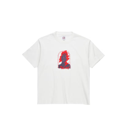 Polar Skate Co Elvira T-Shirt - Cloud White