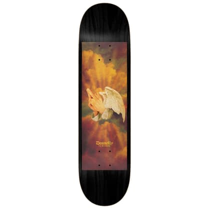 Real Donnelly Praying Fingers Deck 8.06""