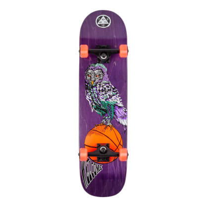 Welcome Skateboards - Hooter Shooter Complete - 8.0""