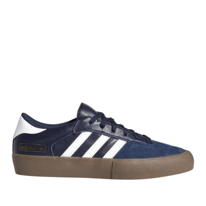 adidas Skateboarding Matchbreak Super Shoes - Collegiate Navy / Cloud White / Gum