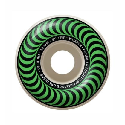 Spitfire - F4 99 Classic Green 52
