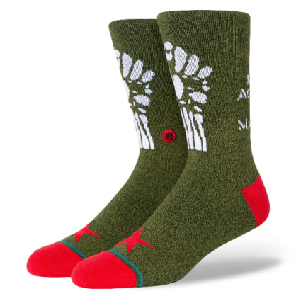 Stance Socks - Stance Renegades Socks | Army Green
