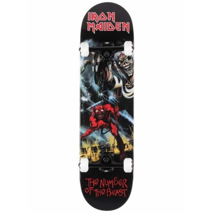 Zero Iron Maiden The Number Of The Beast Complete- 8.0