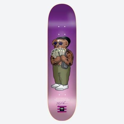 """DGK Masked Boo Johnson Skateboard Deck - 8.25"""""""