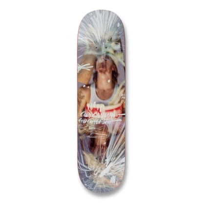"Uma Landsleds - 8.125"" Cody Chapman Taped Up Skateboard Deck"