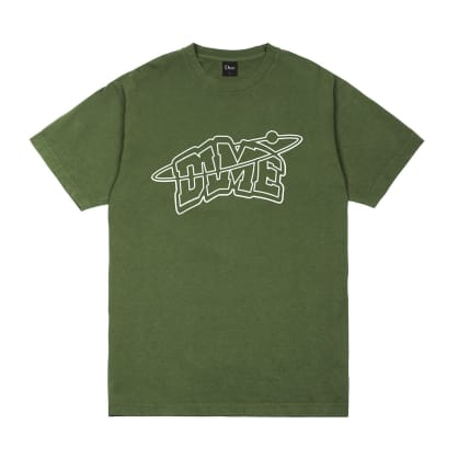 Dime Science T-Shirt - Olive