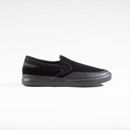 DC Infinite Slip-On S Shoes - Black / Black