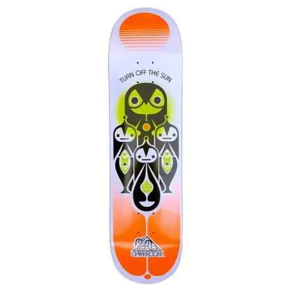 "Darkroom Skateboards - Turn Off The Sun Deck 8.125"" Wide"