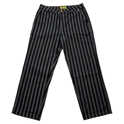 Carpet Company Baggy-ish Pinstripe Work Pants