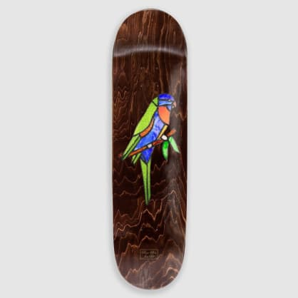 """Pass~Port Pall Stained Glass Lori Deck - 8.38"""""""