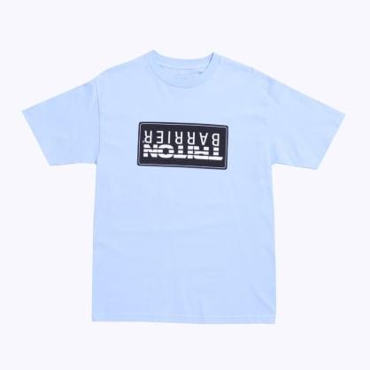 QUASI BARRIER T-SHIRT - BLUE