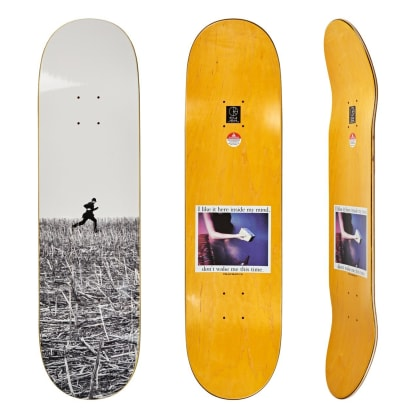 Polar Skate Co I Like It Here Field Skateboard Deck - 8.125""
