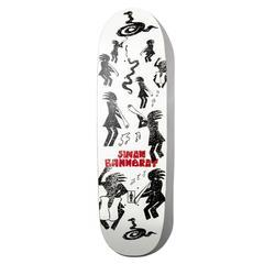 Girl Bannerot Kokopelli Loveseat Deck 9.0""