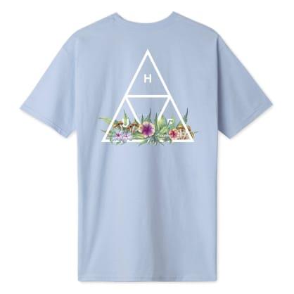 HUF - HUF Botanical Garden TT S/S T-Shirt | Light Blue