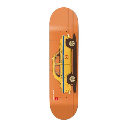 Chocolate World Taxis Raven Tershey Deck - 8.5""