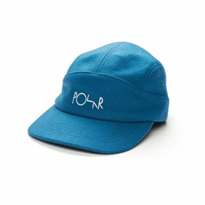 Polar Skate Co. Wool Speed Cap - Myknos Blue