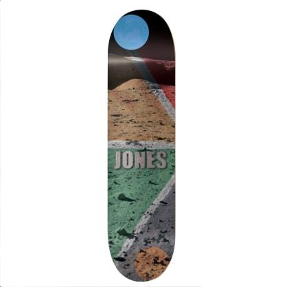 ISLE JONES LUNAR DECK - 8.12