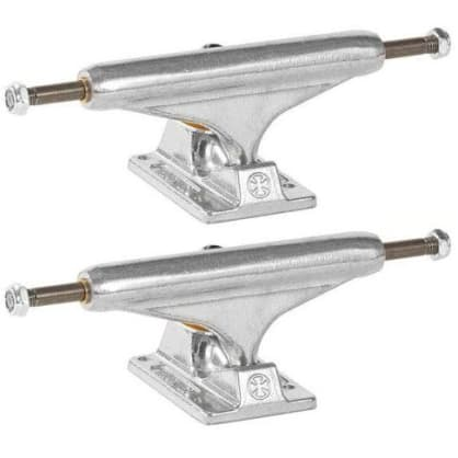 Independent Stage 11 Raw 139's Set Of 2 Trucks