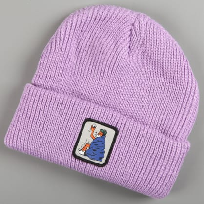 PassPort 'Cold Out' Beanie (Lavender)
