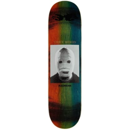 Madness Trey Bandage R7 Deck 8.25""
