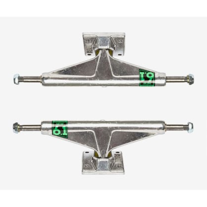 Venture Skateboard Trucks High Polished - 6.1 (Pair)