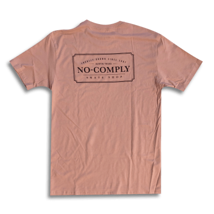 No-Comply Locally Grown Youth T-Shirt