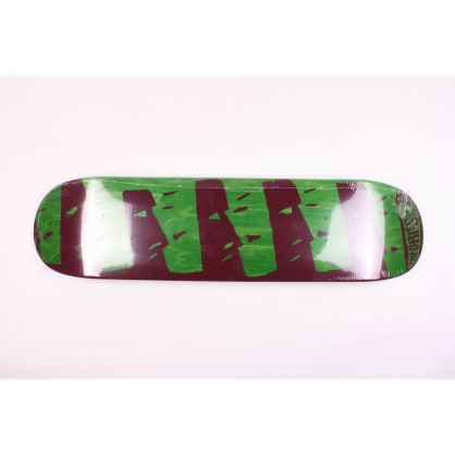 Theories Deck MOAI Burgundy Knock Out 7.6