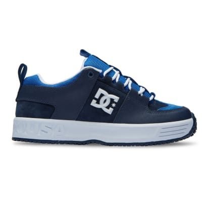 DC Shoes Lynx OG Skateboarding Shoe - Navy - Limited Edition