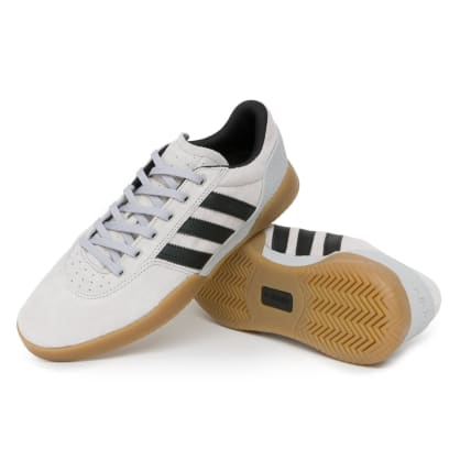 Adidas City Cup Shoes - Grey Two/Black/Gum4