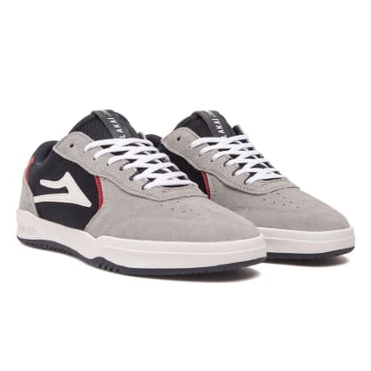 Lakai Atlantic - light grey/navy suede