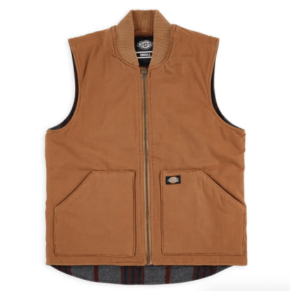Dickies - Lawrenceburg Vest Jacket - Duck Brown